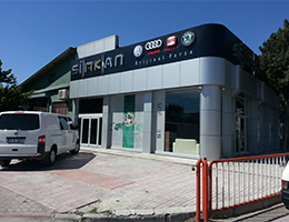 Our Konya branch is at your service!