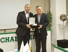 Simkan Otomotiv signs Distributorship Agreement with Schaeffler!