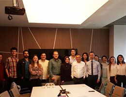 Simkan Otomotiv meets with Industrial Engineering students!